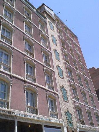 امکان سنجی ( طرح توجیهی ) بازسازی هتل جهان